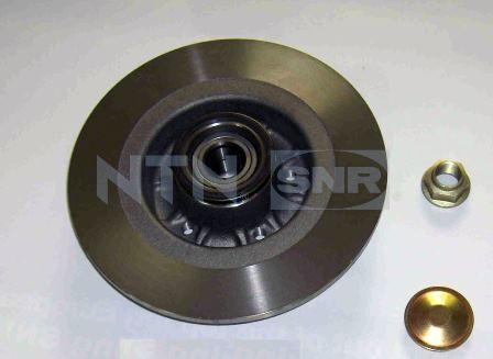 Produktbild für Bremsscheibe